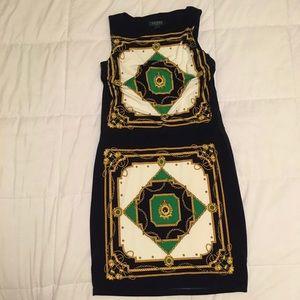 RALPH LAUREN print dress